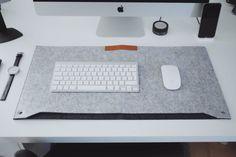 These Minimalist Desk Mats Will Make Your Workspace Look 100x Better - UltraLinx