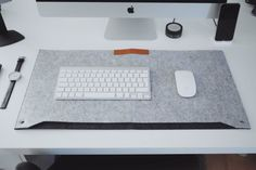 These Minimalist Desk Mats Will Make Your Workspace Look 100x Better - UltraLinx