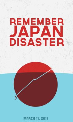 Remember #Japan #Earthquake and #Tsunami on March 11, 2011.