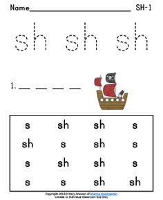 /sh/ Freebie Phonics - Pinned by @PediaStaff – Please Visit ht.ly/63sNtfor all our pediatric therapy pins