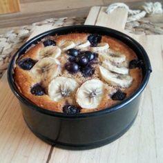New breakfast recipes vegetarian desserts 52 Ideas Healthy Cake, Healthy Sweets, Healthy Baking, Vegetarian Desserts, Vegetarian Breakfast Recipes, I Love Food, Good Food, Yummy Food, Eat Breakfast