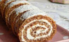 Recepty Archives - Page 27 of 161 - Báječná vareška Czech Desserts, Mini Desserts, Sweet Desserts, Sweet Recipes, Cake Recipes, Dessert Recipes, Raw Carrot Cakes, Albanian Recipes, Czech Recipes