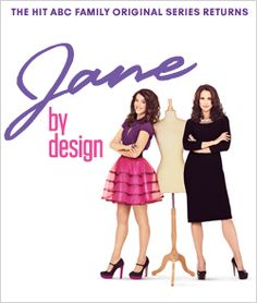 Jane By Design...My new guilty pleasure...if only the fashion world was like this everywhere :P