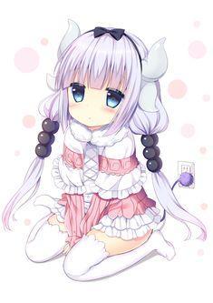 Kanna ♡ - Maid Dragon