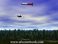 Ascension Earth ~ Fresh content posted throughout the day!  : Red & White UFO Flys Close to Jetliner