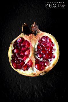 Pomegranate | Photo by Frank Hamel