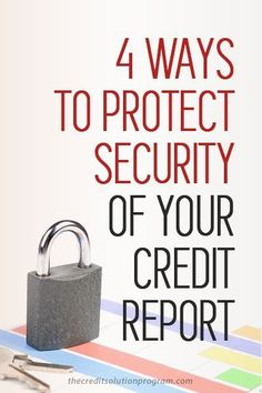 Identity theft can leave you with an array of problems - both financial and personal. Did you know that your credit report is a great tool to protect yourself? Find out how.