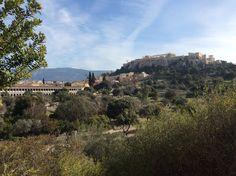 Athen - en av Europas undervurderte storbyer