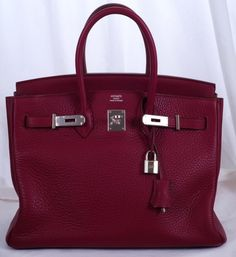 Oh how I covet the, Red Birkin