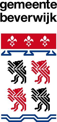 Dit is het officiële logo van de Gemeente Beverwijk.