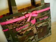 Army camo diaper travel baby bag OCP multicam  gift for her gift for him  personalized custom embroidered names words choice of colors trims by bythebayoriginals on Etsy