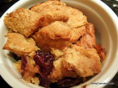 Pan de Muerto | Bread of the Dead Pudding | BettyCupcakes.com #pandemuerto #diadelosmuertos #breadpudding