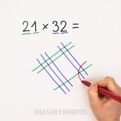 Teacher Discover dematemáticas que ampliarán tumente Life Hacks For School, School Study Tips, Cool Math Tricks, Maths Tricks, Math Formulas, Simple Math, Math Fractions, Writing Numbers, Useful Life Hacks