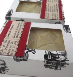 Soap packaging via soap is beautiful BLOG