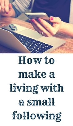 Have a small following on your blog? Learn here how even a blog with 5k views a day can earn a living!