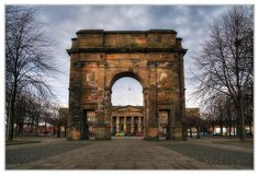 McLellan Arch  at Glasgow Green