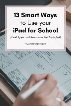High School Hacks, Life Hacks For School, School Study Tips, School Tips, Pa School, School Notes, Best Apps For School, Ipad Apps, Planning School