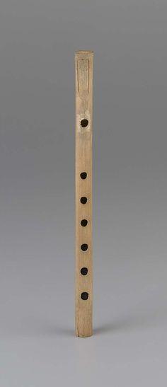 Clarinet (guanzi) | Museum of Fine Arts, Boston