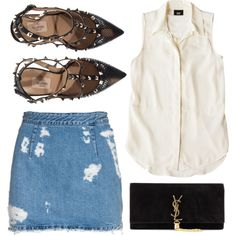 """""""Stranger than fiction"""" by louisesuxx on Polyvore"""