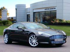 Aston Martin Rapide 2 + 2 6.0 4dr