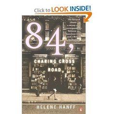 84, Charing Cross Road: Helene Hanff: 9780140143508: Amazon.com: Books
