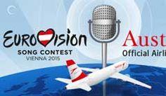 Gewinne mit Austrian Airlines und ein wenig Glück 1 x 2 Eintrittskarten für das Finale und 1 x 2 Eintrittskarten für das 2.Halbfinale für den #Eurovision Song Contest in Wien! Zum #Gewinnspiel: http://www.alle-schweizer-wettbewerbe.ch/eurovision-tickets-gewinnen