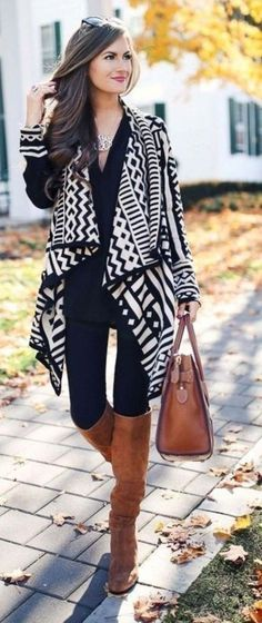15 Stunning Casual Work Outfits For Women - Eweddingmag.com Stylish Winter Outfits, Casual Work Outfits, Winter Outfits For Work, Winter Outfits Women, Winter Fashion Outfits, Trendy Outfits, Autumn Fashion, Autumn Outfits, Outfit Winter