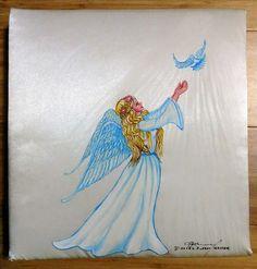 Angel - Custom Album Art Nature Animals, Sunshine, Angel, Album, Fine Art, Inspiration, Biblical Inspiration, Nikko, Visual Arts
