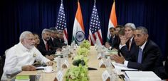 Climate change, It is in US interest to help India : Barack Obama - 24 India News