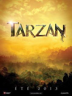 Tarzan Teaser Poster