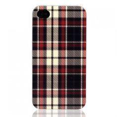 New Scotland Plaid iPhone 4/4S Case