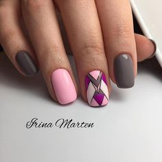 nail art designs – Watch out Ladies Nail Art Designs, Nail Polish Designs, Acrylic Nail Designs, Nail Designs Spring, Cute Nails, Pretty Nails, My Nails, Fabulous Nails, Gorgeous Nails