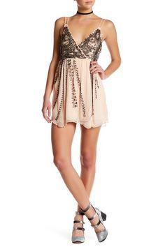 Image of Free People Cassiopea Mini Dress