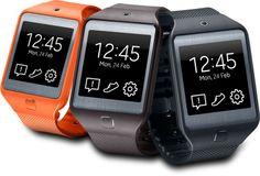 Samsung SmartWatch Galaxy Gear 2 Neo - Gear 2 es el wearable de Samsung con pulsómetro y podómetro desde el que puedes hacer llamadas y recibirlas, ver tus mensajes o escuchar música.