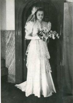 A young Audrey Hepburn,1946.A♥W