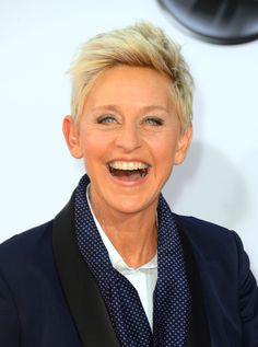 Ellen - 64th Annual Primetime Emmy Awards - Arrivals