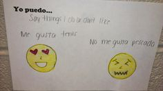 Tales from a Spanish Teacher: Show Me What You Can Do!- nice end-of-the-year activity in any language, at any level
