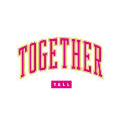 Together, a song by Yall on Spotify