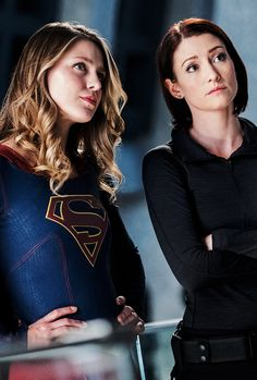 The Super Danvers Sisters