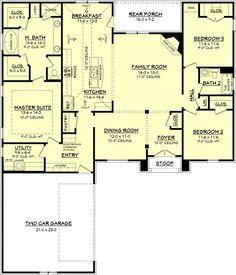 Adore House Plan – House Plan Zone