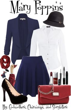 Mary Poppins, practically perfect in every way.