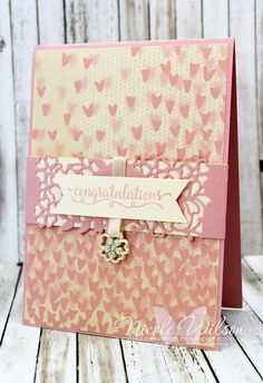 Nicole Wilson Independent Stampin' Up!® Demonstrator