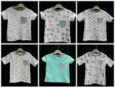 (9) Name: 'Sewing : Parent & Child Matching Tee