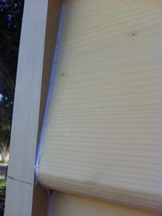 All gaps sealed!! Even around the weatherboards.