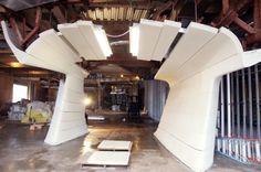 En Construcción: LSMSHOF de Trahan Architects y su fusión de softwares