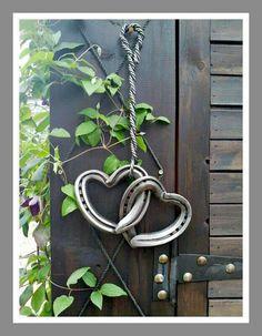 Horseshoes Hearts