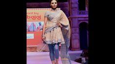 """""""Varija for Jharcraft"""" at Surajkund...redefining Indian handloom"""