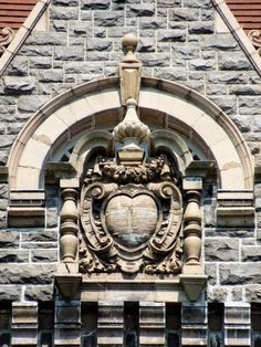 Photographic Logbook: America's Castles - Part II: Return to Heart Island | Boldt Castle - Heart iconography is everywhere. The estate stands as a powerful tribute to the love of two people who lived a century ago.