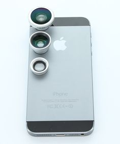Look at this 3-in-1 Universal Camera Lens Set on #zulily today!