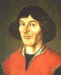 Nikolai Kopernik - known as Nicolaus Copernicus
